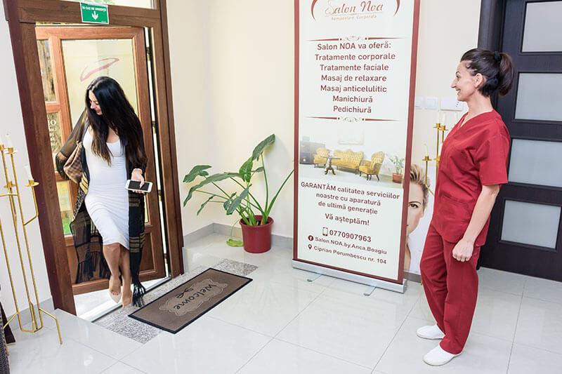 Salon Timisoara Salon Infrumusetare Timisoara Salon Noa
